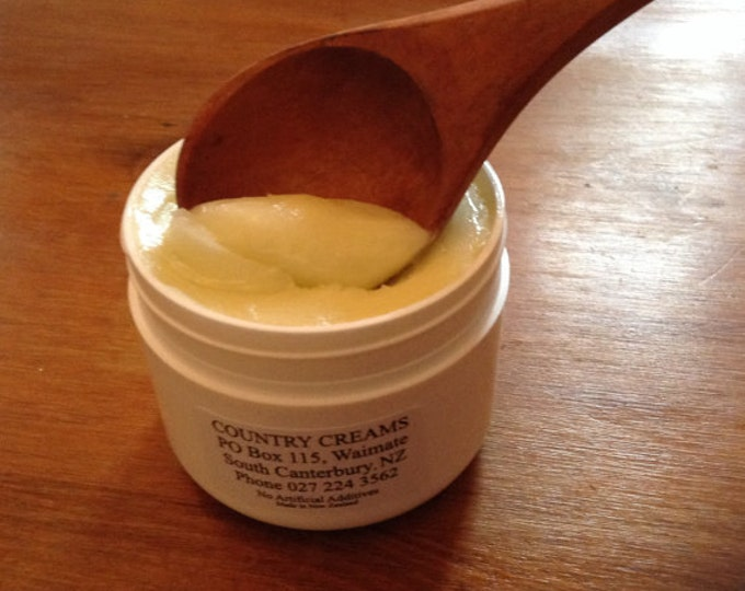 Henrietta's Jasmine Natural Skin Care from New Zealand, Face & Body Cream, Organic Skincare.