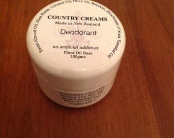 Natural Deodorant, Natural Skincare from New Zealand, Organic Skin Care