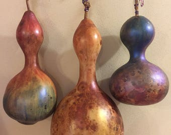 Decorative Gourds Etsy