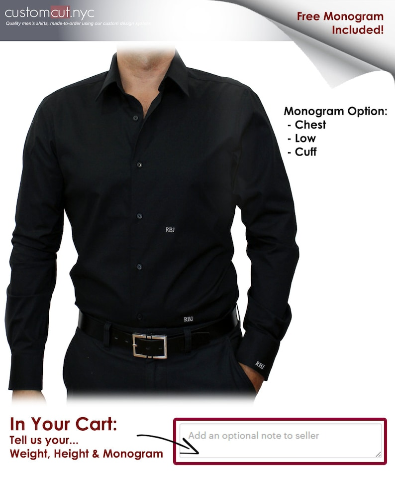 Men/'s Custom Dress Shirt Dark Red Solid Stretch Cotton #cc42 Just..Give..Us..Your..WEIGHT..and..HEIGHT!!