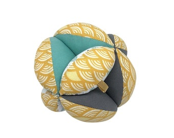 Montessori gripping ball, baby puzzle ball