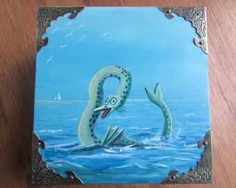 Morgawr Falmouth Sea Monster