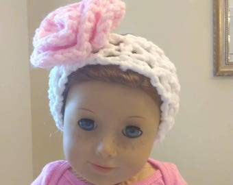 Dolly and Me Headband Set, Dolly and Me Crocheted Headbands, Dolly and Me Accessories