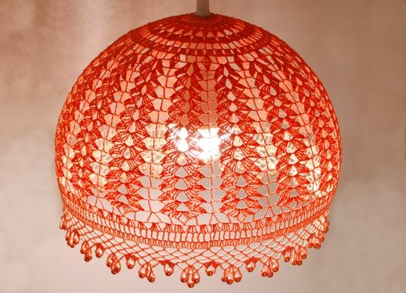 Hanger Licht Hangende Lamp Haak Kroonluchter Slaapkamer Etsy