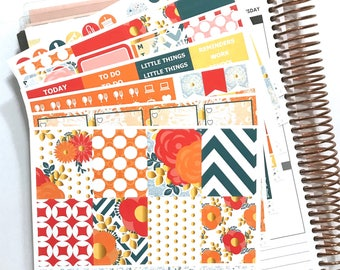 Mums Weekly Planner Sticker Kit