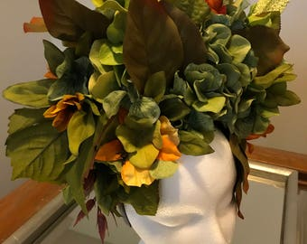Wild Woodland Headdress