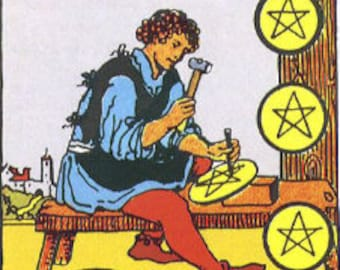 Tarot Tools Psychic Reading 7 Card Psychic Life Area Reading with Tarot Cards (All Life Areas) email & PDF file
