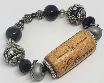 Wine Cork Jewelry
