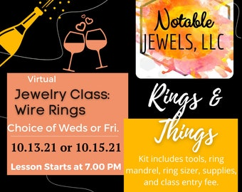 Jewelry Class Kits