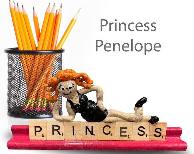 Scrabble Princess Penelope