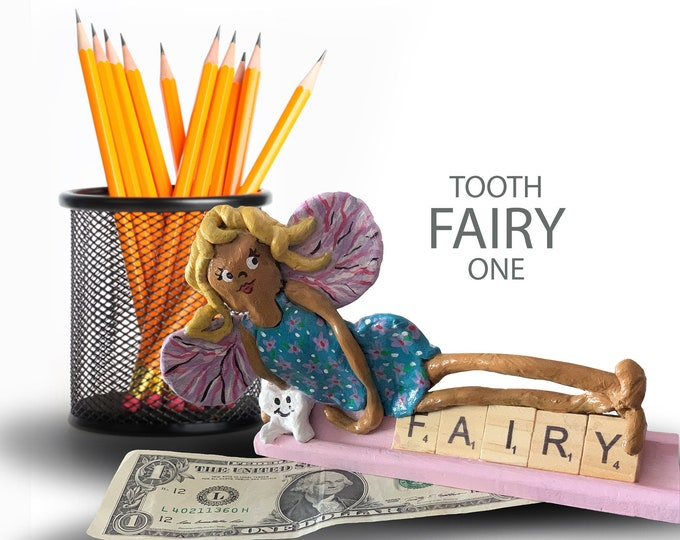 Scrabble Tooth Fairy One