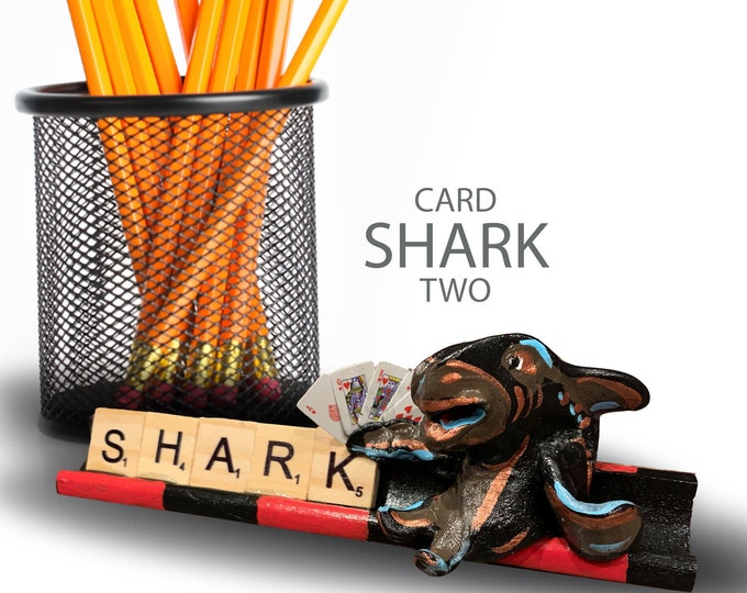 Scrabble Card Shark Two