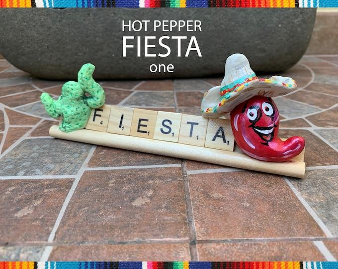 FIESTA Hot Pepper One Desk Pal