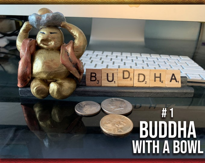 ART of BUDDHA ONE Desk Pal