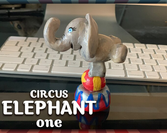 Lil' Circus Elephant one Pal