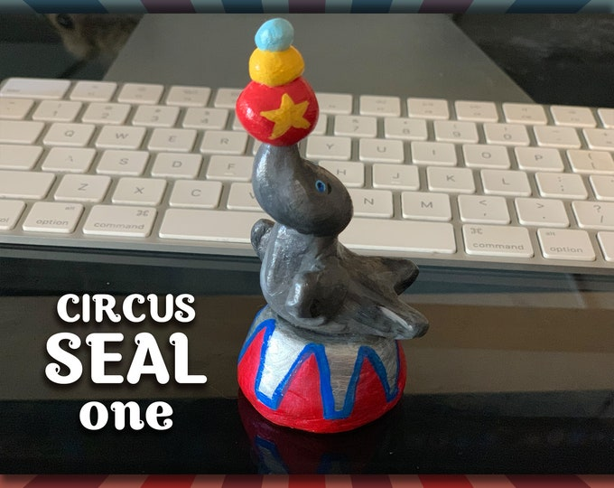 Lil' Circus Seal one Pal