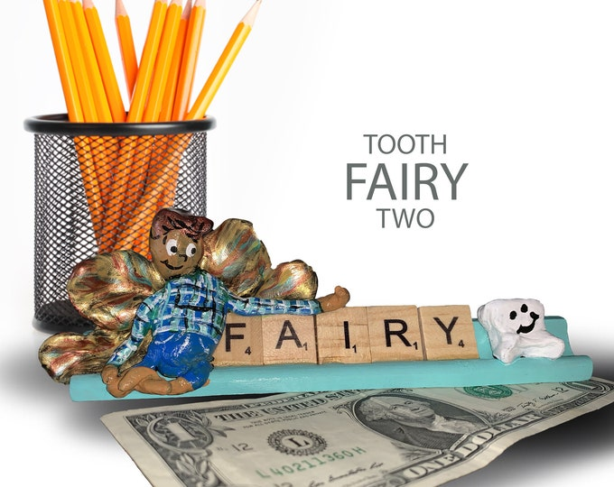 Scrabble Tooth Fairy Two