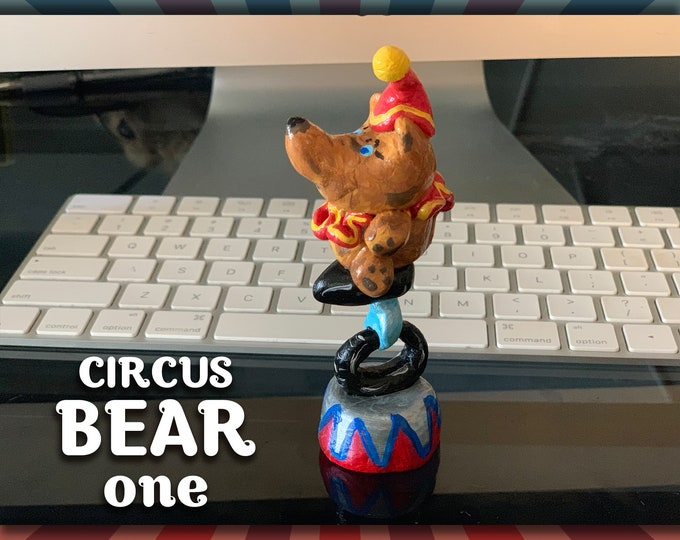 Lil' Circus Bear one Pal