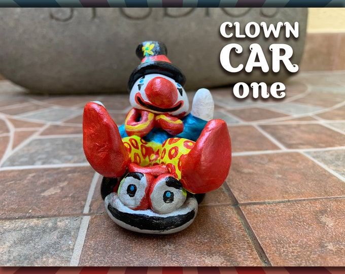 Lil' Circus Clown Car one Pal