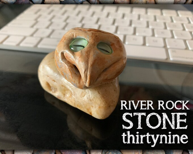 River Rock Stoned People 39 Desk Pal