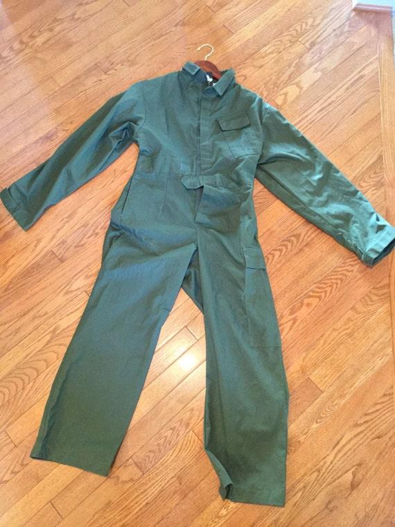 Military Flight Suit (Size 38)