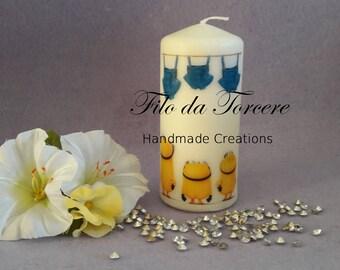 Handmade Candle by Filo da Torcere