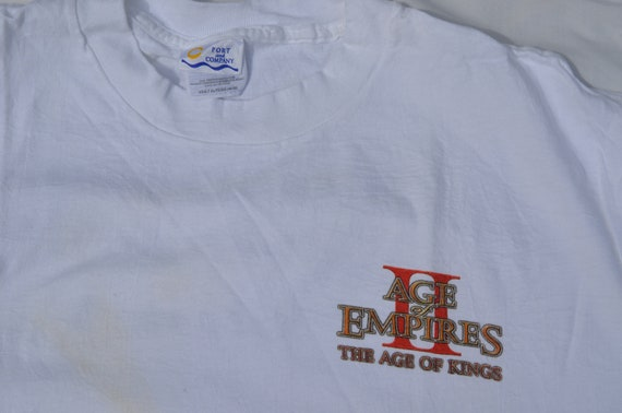 Age Of Empires II Video Game XL T-Shirt