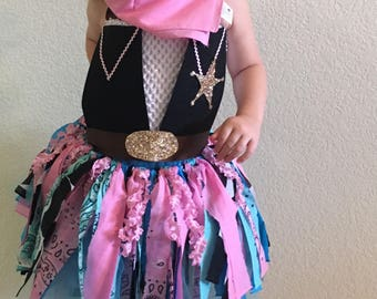 Sherif Callie tutu dress costume