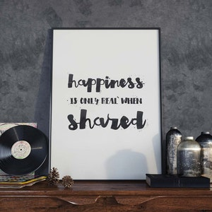 Sharing Happiness Etsy