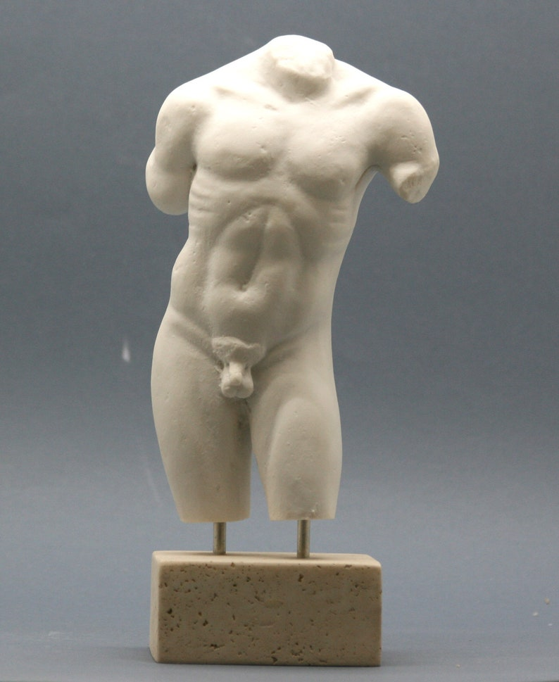 Body and male and erotic