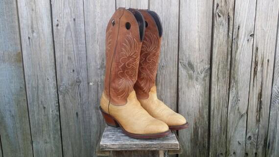 Vintage men's cowboy boots 11.5D, Vintage cowboy b