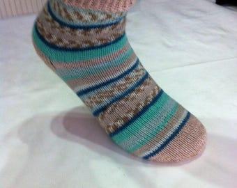 Stockings feel, handmade