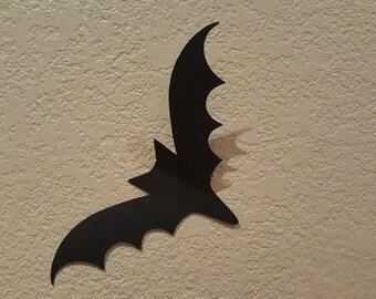 Halloween Bat Cut Outs