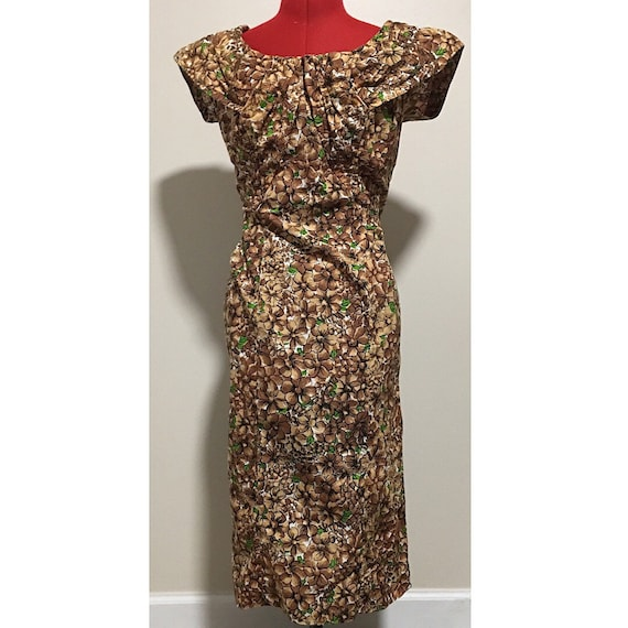 Vintage 1960s Alix of Miami Dress