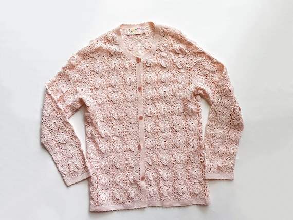 Vintage Chinese Handmade Cardigan