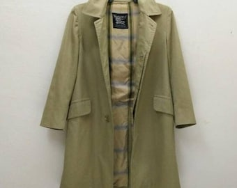 52eeaefb79 Burberry Trench Coat MIE Size M