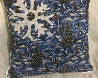 Snowflakes and Churches