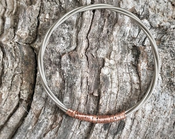 Guitar String Bangle/bracelet