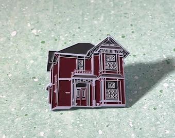 Charmed House, Charmed Pin, Power of Three, Enamel pin