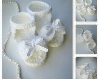 White baby girl sandals, crochet baby summer sandals, baby girl sandals, baby girl slippers, baby shoes, baby sandals, baptism sandals