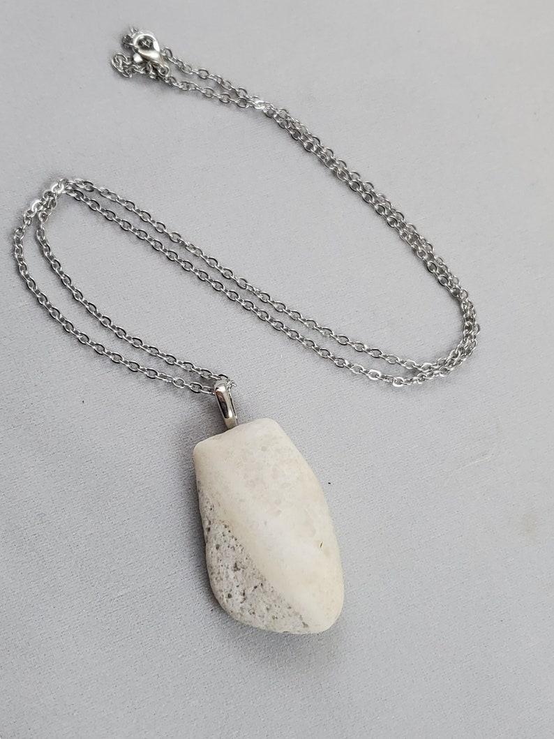 Cape May Stone Pendant