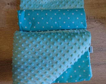 Baby blanket/cushion set made to Order