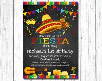 Fiesta invitation etsy best selling items filmwisefo