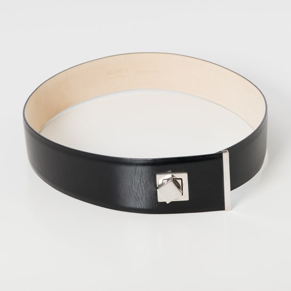Belt MONDI Modern Geometric Belt Waist Cinch
