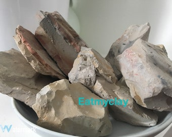 Calaba, edible clay not nakumatt, Nzu, Ayilo, kaolin 200grams