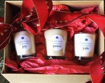 Aromatherapy travel size gift set