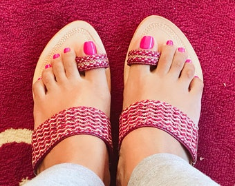 b34914e7728b8 Handmade kolhapuri leather sandals