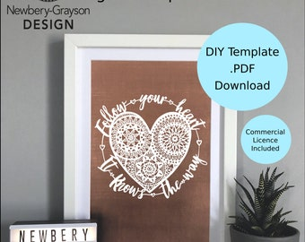 Papercutting Templates
