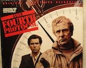 Lalo Schifrin Fourth Protocol Soundtrack Record Album Factory Sealed Lp Michael Cain