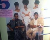 5 Star Between The Lines Sealed Vinyl Soul Record Album